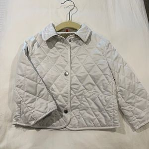 Rare Unisex Burberry kids light jacket